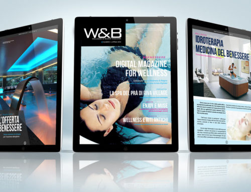 W&B Digital Magazine per iPad